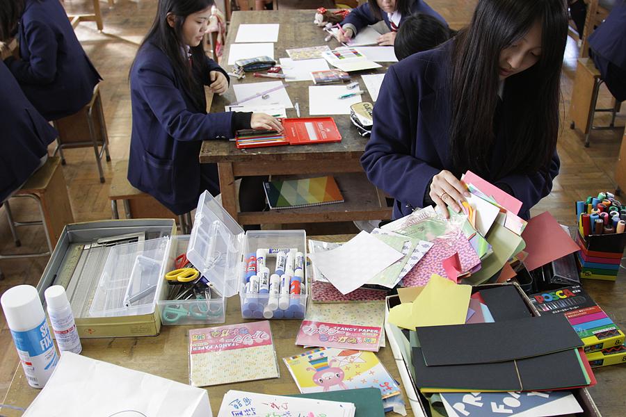 石巻西高等学校